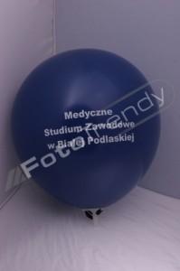 Balony z helem dla firm transportowych